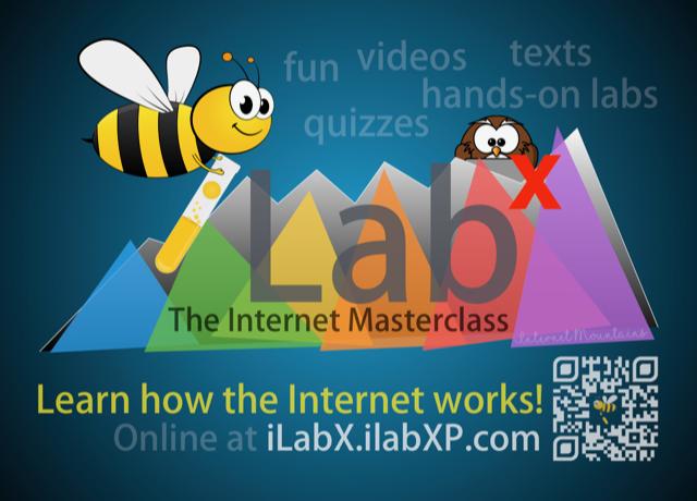 """Neuer TUM MOOC """"iLabX – The Internet Masterclass"""" hilft allen Technikinteressierten, eine der größten und wichtigsten Infrastrukturen unserer digitalen Gesellschaft verstehen"""