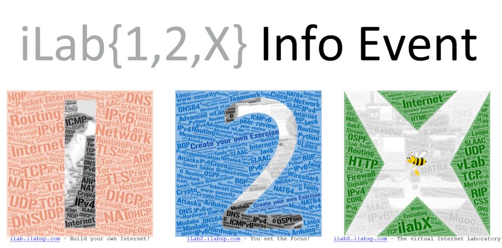 iLab Info Event